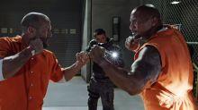 Confirmação de derivado de 'Velozes e Furiosos' só com Dwayne Johnson e Jason Statham revolta colega de elenco