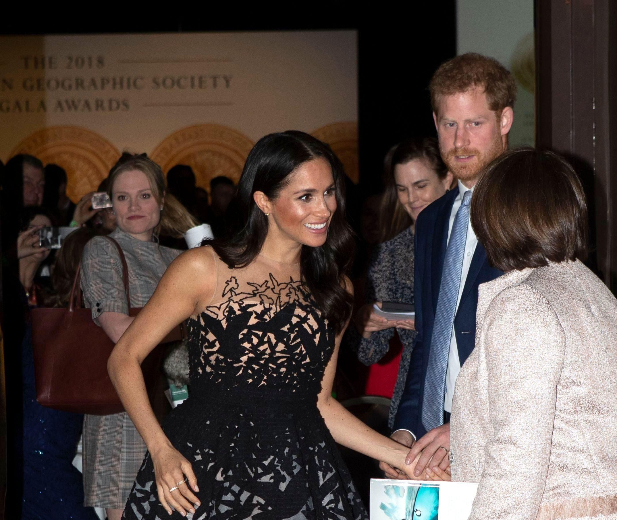 Plane Carrying Meghan Markle And Prince Harry Forced To Abort
