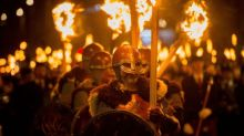 Up Helly Aa: Women fight to be included in 'discriminatory' male-only Scottish festival