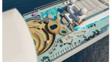 Princess Cruises Introduces The Reef Family Splash Zone Onboard Caribbean Princess
