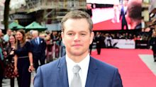 Matt Damon reveals lessons learnt through Stillwater role
