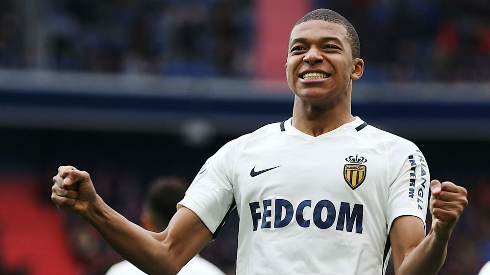 Man Utd & Madrid target Mbappe hailed by former Monaco star Collins