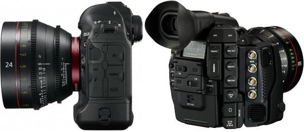 Canon unveils EOS-1D C and C500 4K Cinema cameras, two new lenses ahead of NAB (updated)