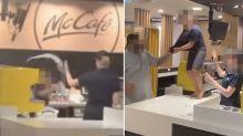 Disturbing TikTok video shows child abusing McDonald's workers
