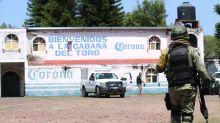 Matan a 11 personas en un bar en el estado mexicano de Guanajuato