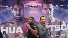 Anthony Joshua vs Wladimir Klitschko full undercard: Fight start times, fight order, TV schedule and odds