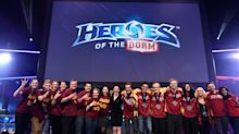 Blizzard on why it picked Facebook Live over ESPN for Heroes of the Dorm 2017