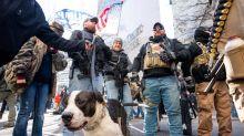 Miles de personas protestan en Richmond (EE.UU.) contra los controles a las armas de fuego
