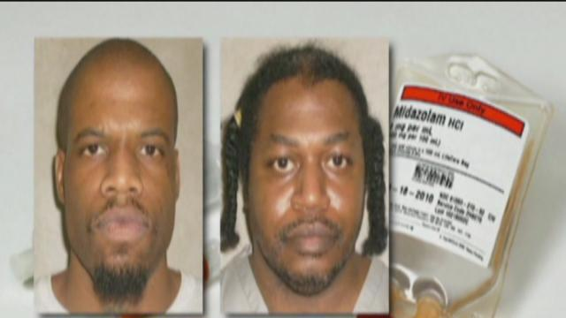 Oklahoma State Supreme Court issues stay ahead of 2 scheduled executions