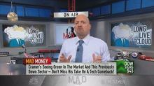 Cloud plays may be best as 2018 ends: Cramer