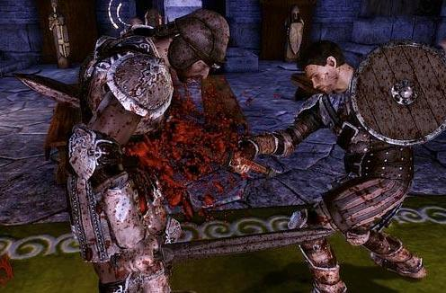 Tim Curry provides voice of 'calculating villain' in Dragon Age: Origins