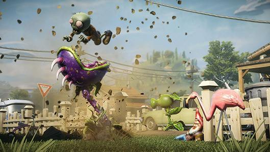 EA offers 72 free hours of Plants Vs Zombies: Garden Warfare