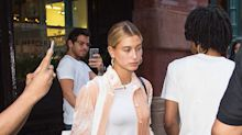 Hailey Baldwin Wore The Easiest Fall Outfit Formula—And It's Perfect For Every Age