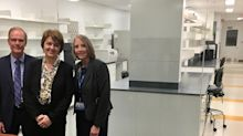 Gene therapy: CHOP unveils $75M manufacturing facility (Photos)