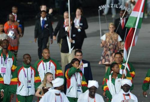 Diversos - Tres atletas sudaneses piden asilo político en el Reino Unido