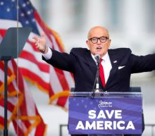 Trump lawyer Giuliani faces $1.3 billion lawsuit over 'big lie' election fraud claims