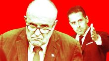 Trump Knew for Days That Rudy's Hit on Hunter Biden Was Coming