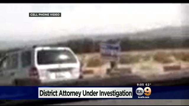 Riverside County DA Accused Of Tampering With Opponent's Campaign Sign