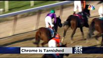 No Triple Crown For California Chrome