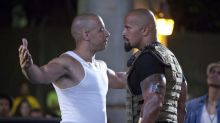 The Rock And Vin Diesel's Feud 'Building For Months'