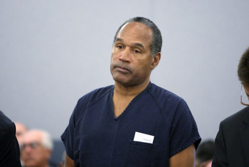 O.J. Simpson could be free from prison as early as Oct. 1. (Getty Images)