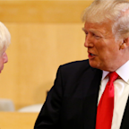 'The answer is no': Boris Johnson warns Trump he won't support war with Iran