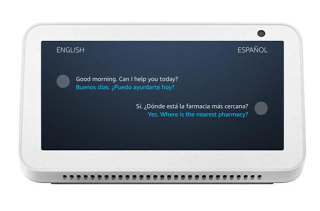 Alexa can translate conversations in real-time on Echo devices