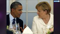 Obama, Merkel Are Back In A Spy Flap