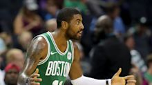 Kyrie Irving says Boston is more of a 'real, live sports city' than Cleveland