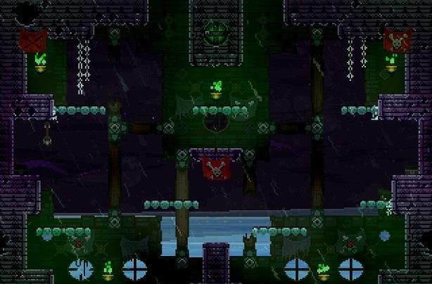 Towerfall expands into the Dark World on PS4 in 2015