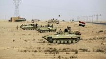 Iraq launches final sweep to flush out IS
