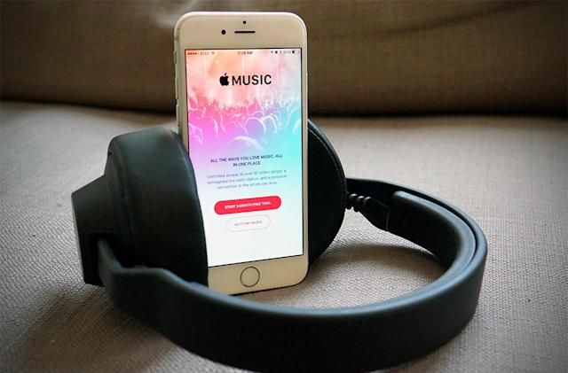 Music streaming has officially exploded in the UK