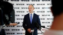 Myer CEO Umbers Steps Down After Three-Year 69% Stock Slide