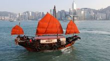 Local tourism keeps 'Symbol of Hong Kong' junk boat afloat