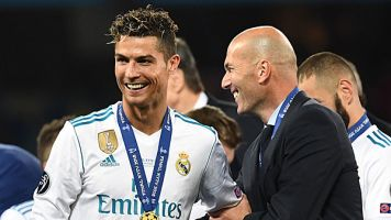 Serie A: Medien: Zidane folgt CR7 zu Juventus Turin