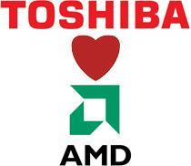 Toshiba going AMD in some US, European laptops