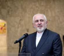 Iran's Zarif says world should oppose U.S. sanctions or expect same
