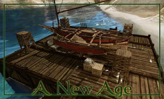 The Stream Team: Building your first ship in ArcheAge