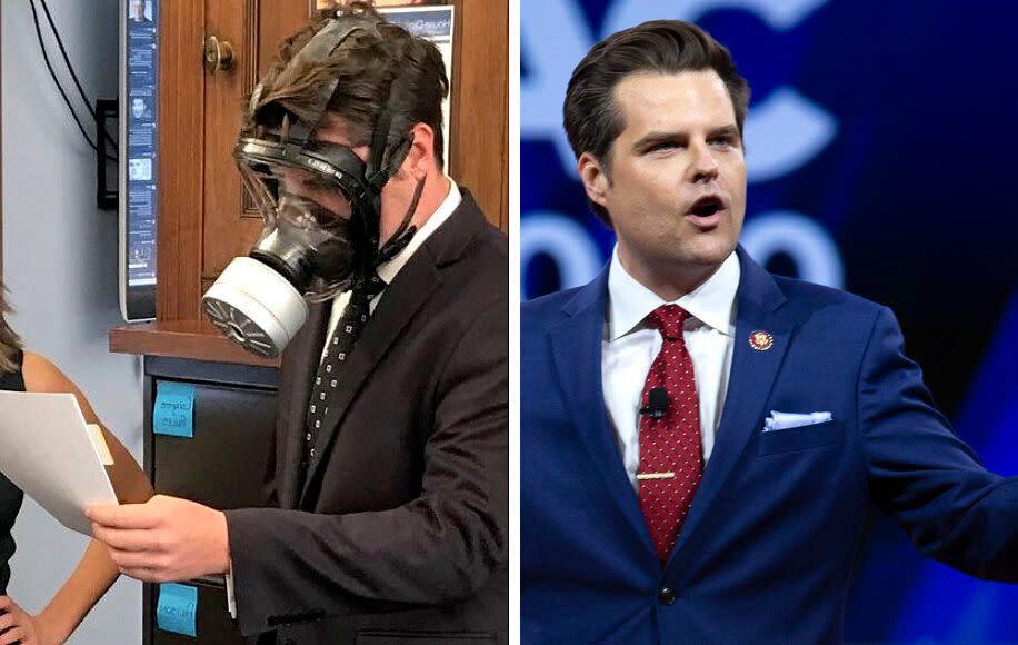 masque contre coronavirus