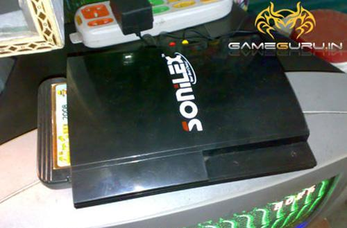 Sonilex is slimmer than the PS3 and like, totally plays Tekken