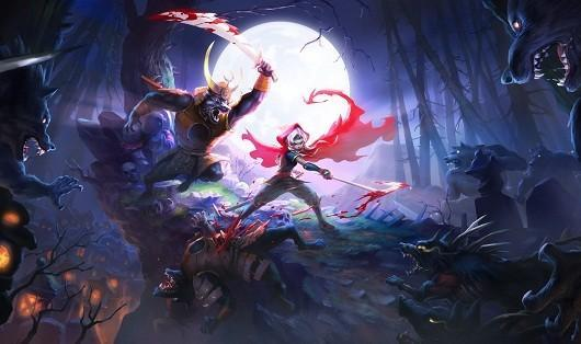 Akaneiro: Demon Hunters beta pits Little Red Riding Hood against Yokai in feudal Japan