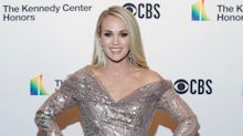 Carrie Underwood's son, 5, sings on her new album: 'Proudest mom in the world'
