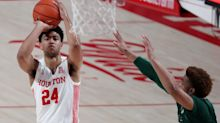 Houston's Quentin Grimes declares for NBA draft