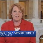 Sen. Heitkamp: Higher oil prices will help drive domestic...