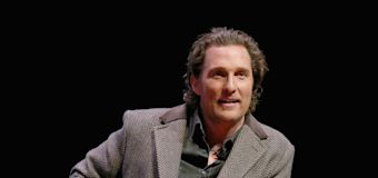 Matthew McConaughey: 'Wear the d*** mask'