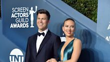 Surprise! Scarlett Johansson, Colin Jost marry in intimate ceremony following COVID-19 precautions