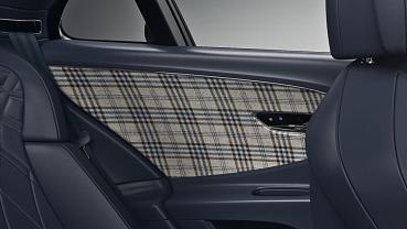 大秀內在美!BENTLEY客制化部門為品牌全部車系推出全新粗花呢格子內裝
