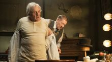 'The Dresser': A Treat From Anthony Hopkins and Ian McKellen