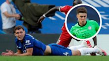 'Christensen saw Kepa in goal and panicked' - Chelsea pair slated for disastrous mistakes against Liverpool