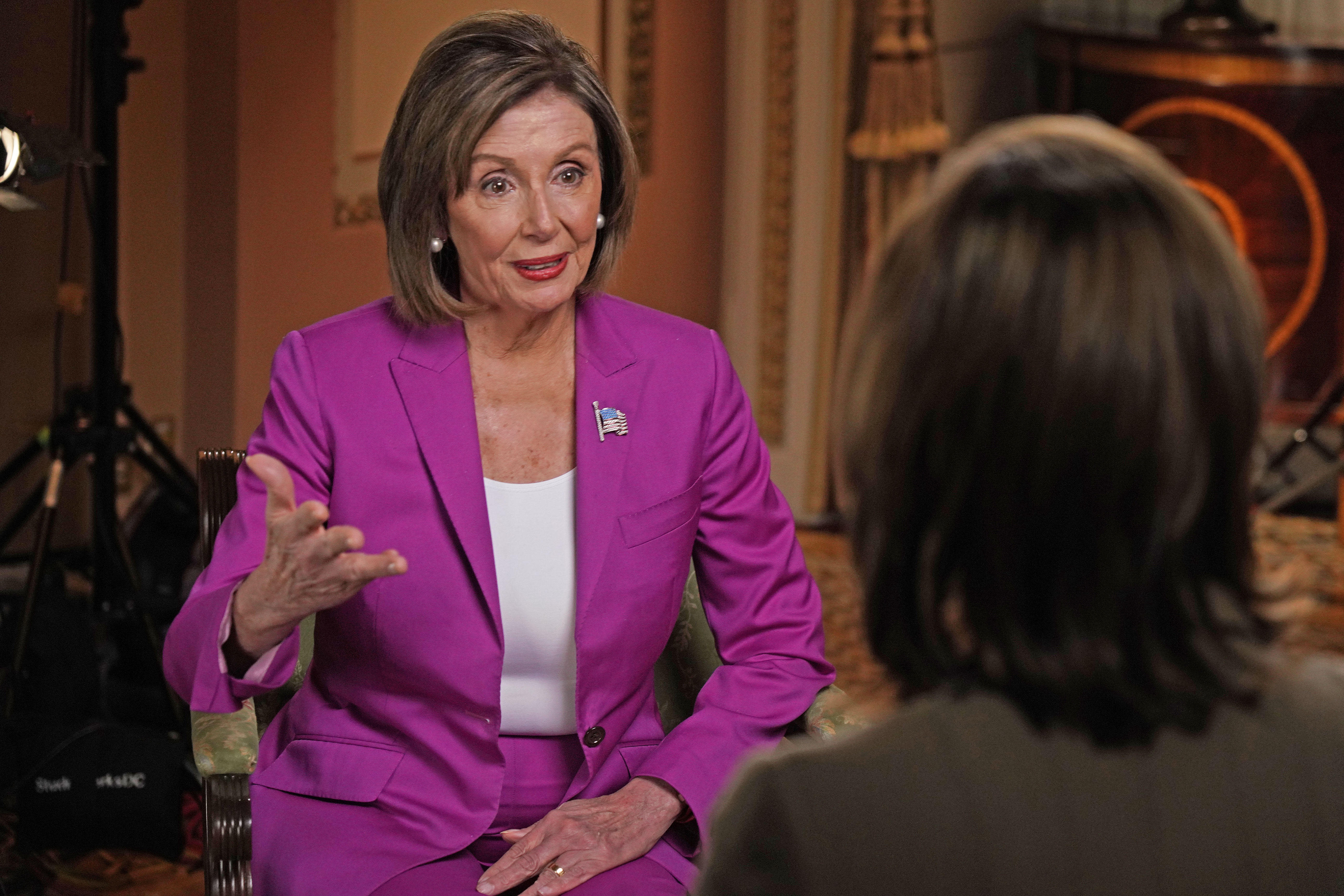 Pelosi to attend climate summit amid withdrawal from climate deal